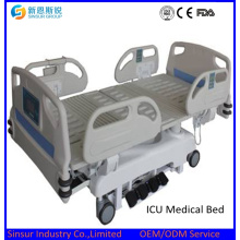 High Quality Luxury Electric Medical Nursing Multifunction Hospital Bed Price